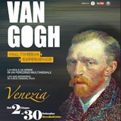 Van Gogh Multimedia Experience - Venezia - fino al 30 settembre