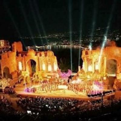 Aida, omaggio a Di Stefano - Taormina - 24 agosto