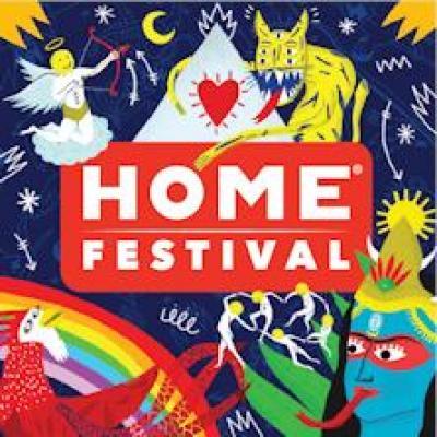 Home Festival 2018, locandina