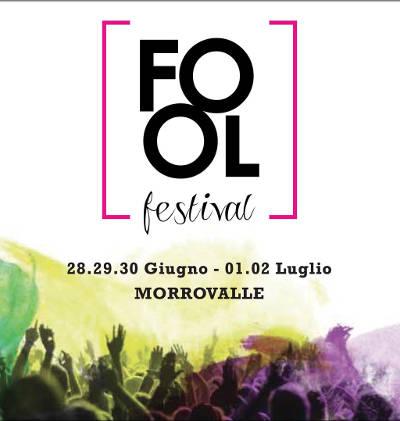 fool festival 2017 - locandina