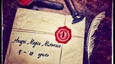 Anagni Magica Misteriosa - dal 9 all' 11 agosto
