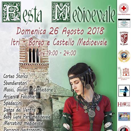 Festa Medievale - Itri (LT) - 26 agosto 2018