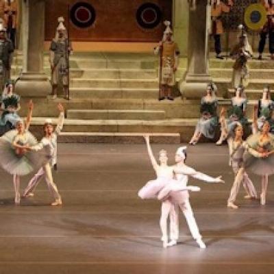 Balletto La Bayadere - Milano - dal 7 al 10 settembre