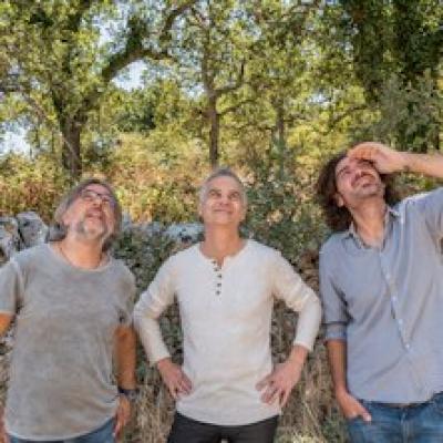 Nico Morelli italian Trio