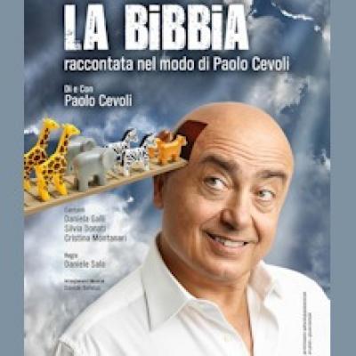 Paolo Cevoli: La Bibbia - Piacenza - 14 settembre