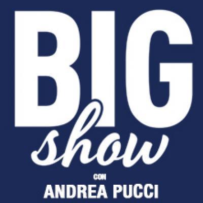 Big Show con Andrea Pucci, locandina