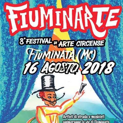 FiuminArte - 8° Festival di Arte Circense. A Fiuminata il 16 agosto 2018 dalle 17:00. © FiuminArte, Giulia Piermattei.