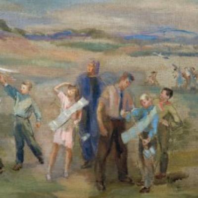Il racconto della pittura. L'arte a San Pietroburgo - Forte dei Marmi - fino al 30 settembre