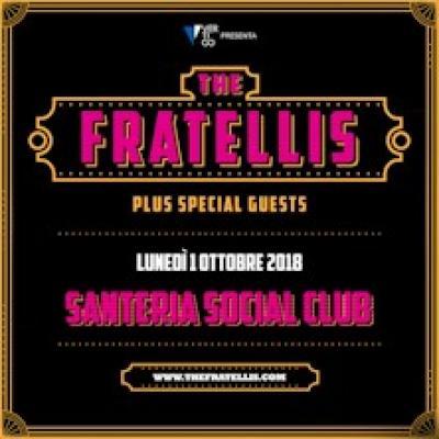 The Fratellis, locandina