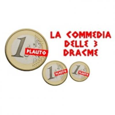 Commedia delle 3 dracme, locandina