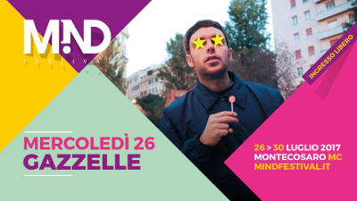 gazzelle mind festival