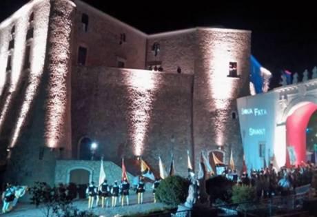 assalto al Castello Della Leonessa
