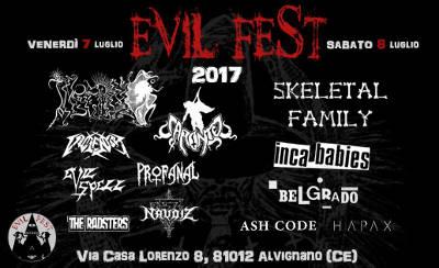 Evil Fest 2017