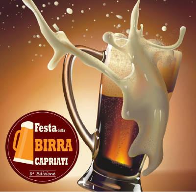 Festa della Birra 2017 a Capriati a Volturno