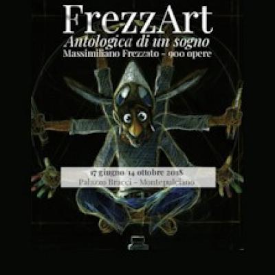 FrezzArt, antologia di un sogno - locandina