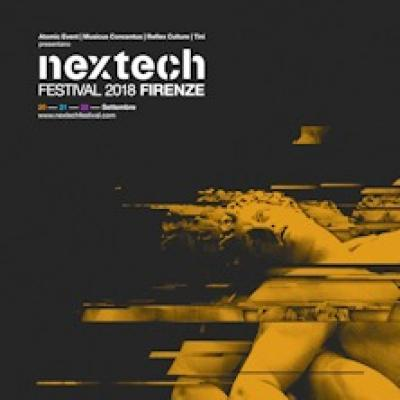 Nextech 2018, locandina