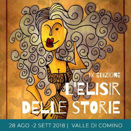 Festival delle Storie 2018