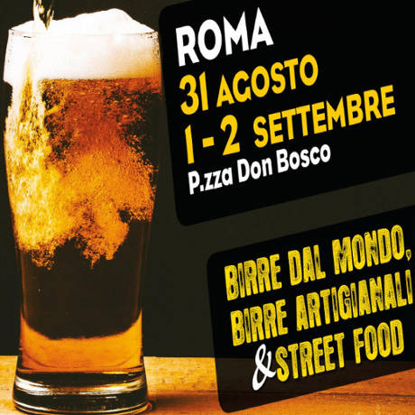 International World Beer Festival Roma 2018