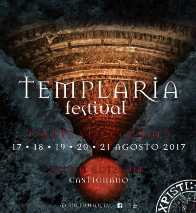 Templaria Festival - manifesto