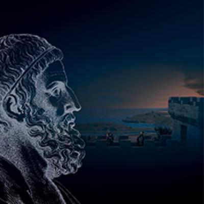Archimede a Siracusa, locandina