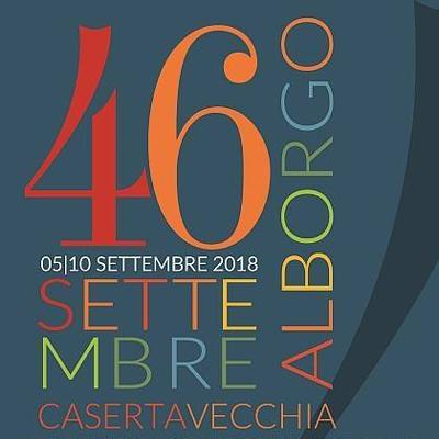 Settembre al Borgo Festival, 46^ edizione. A CasertaVecchia dal 5 al 10 settembre 2018. Direttore Artistico: Enzo Avitabile. © Settembre al Borgo Festival 2018.