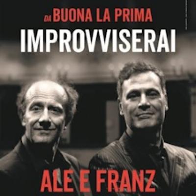 Ale e Franz, locandina di ImprovviseRai