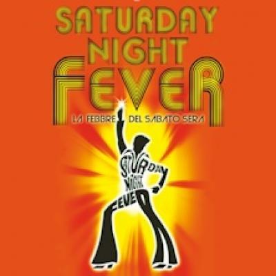 Saturday Night Fever, locandina del musical