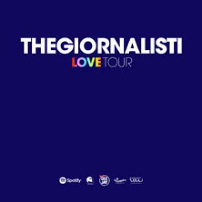 TheGiornalisti Love Tour 2018