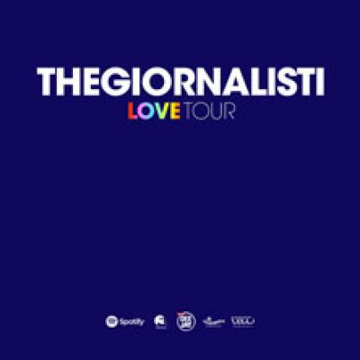 Thegiornalisti - Genova - 8 novembre