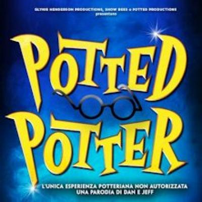 Potted Potter, locandina