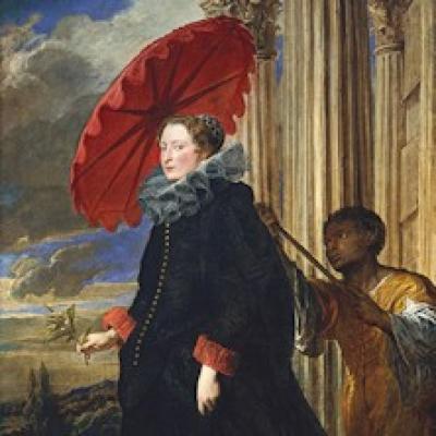 dipinto di Van Dyck