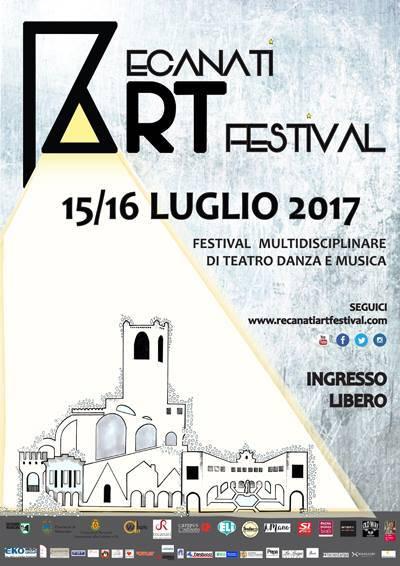 locandina Recanati Art Festival