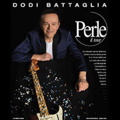 Dodi Battaglia - Trieste - 16 marzo