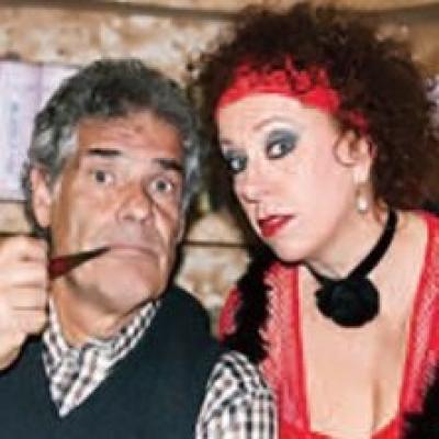 Pietro Longhi e Paola Tiziana Cruciani