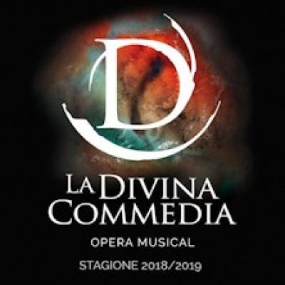 La Divina Commedia, Opera Musical - Reggio Calabria - 30 novembre e 1 dicembre