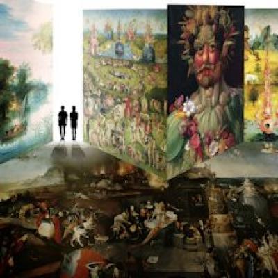 Una mostra Spettacolare - Pisa - dal 14 novembre al 26 maggio
