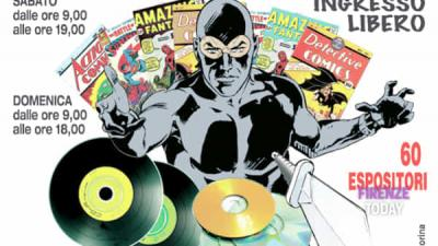Fumetti dischi cd e giocattoli - Scandicci (FI) - 22 e 23 settembre