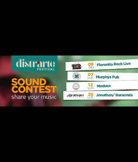 Distrarte Sound Contest - Semifinale - Bagni Medusa