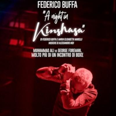 Federico Buffa in A Night in Kinshasa - Mestre (VE) - 27 ottobre