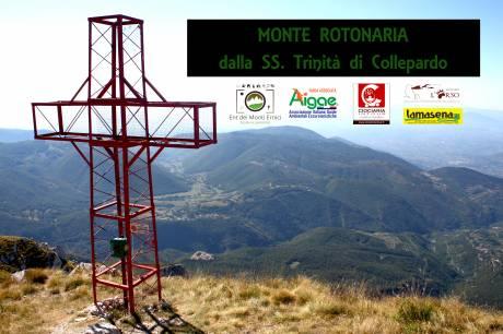 Escursione Monte Rotonaria - Collepardo (FR) - 23 settembre