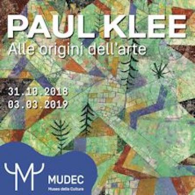 Paul Klee, locandina