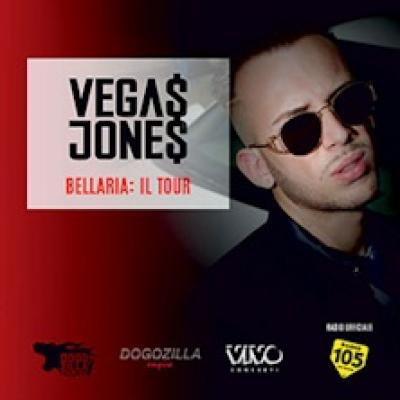 Vegas Jones - Roma - 11 novembre