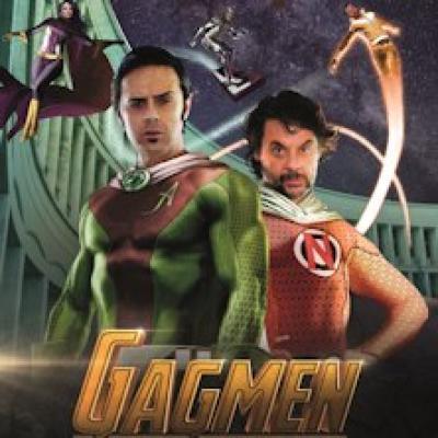 Lillo e Greg in Gagmen - Aprilia (LT) - 25 novembre