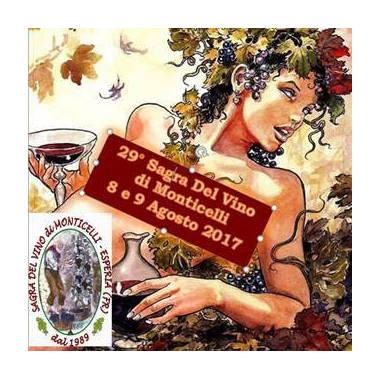 sagra el vino Monticelli
