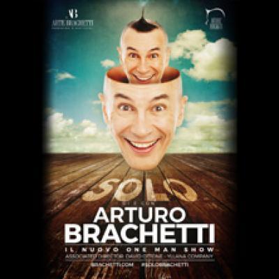 Arturo Brachetti - Brescia - 23 febbraio 2019
