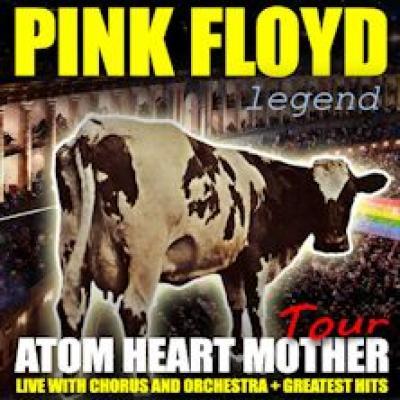 Pink Floyd Legend Atom Heart Mother tour