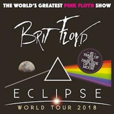 Brit Floyd Eclipse World Tour 2018