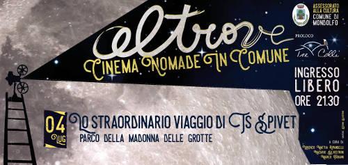 locandina @Altrove - Cinema Nomade in comune