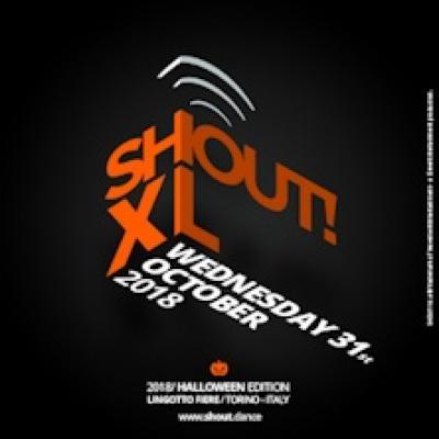 SHOUT XL, locandina Torino 2018