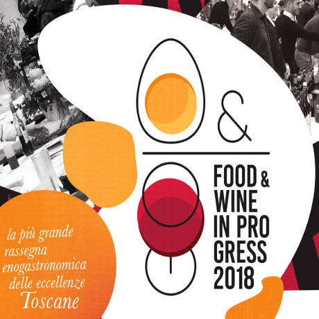 Food e wine in progress 2018